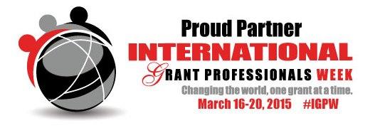 Grants Professionals Appreciation Week