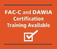 FAC-C and DAWIA Training
