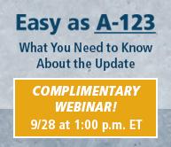 A-123 Webinar
