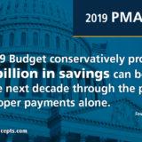 2019 PMA Fast Fact